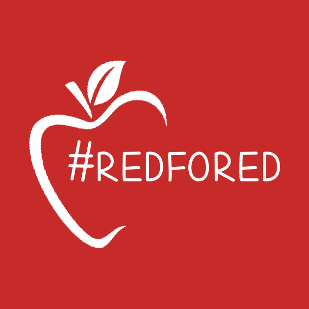 CGEA Members to Participate in #RedForEd Movement In January