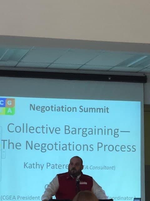 General Meeting & Negotiations World Café